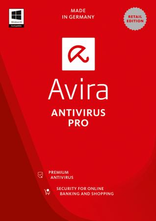 الحماية التفعيل Avira Antivirus 15.0.43.27