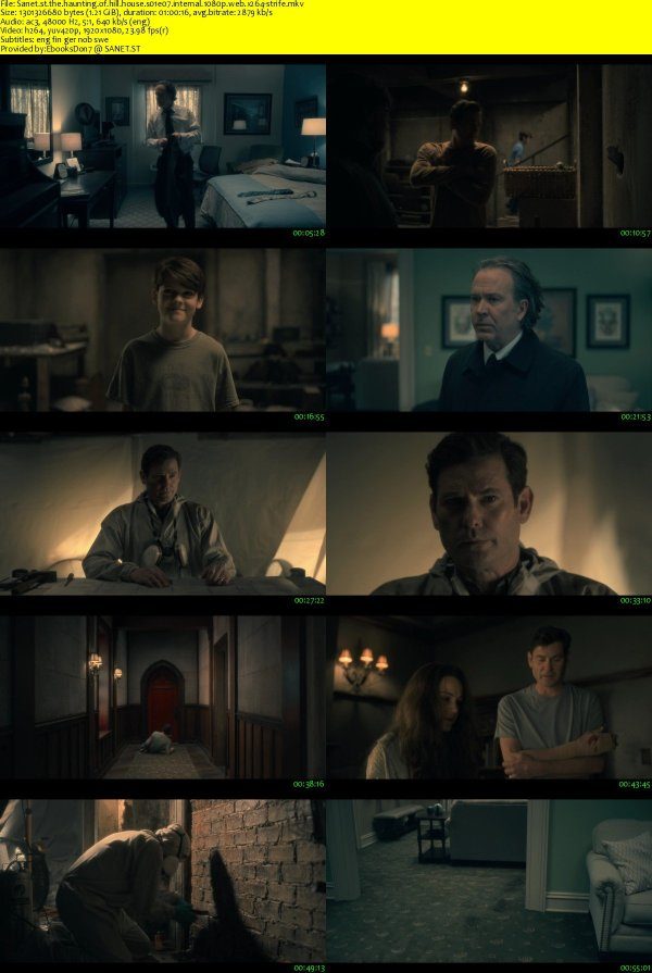 Download The Haunting of Hill House S01 iNTERNAL 1080p WEB