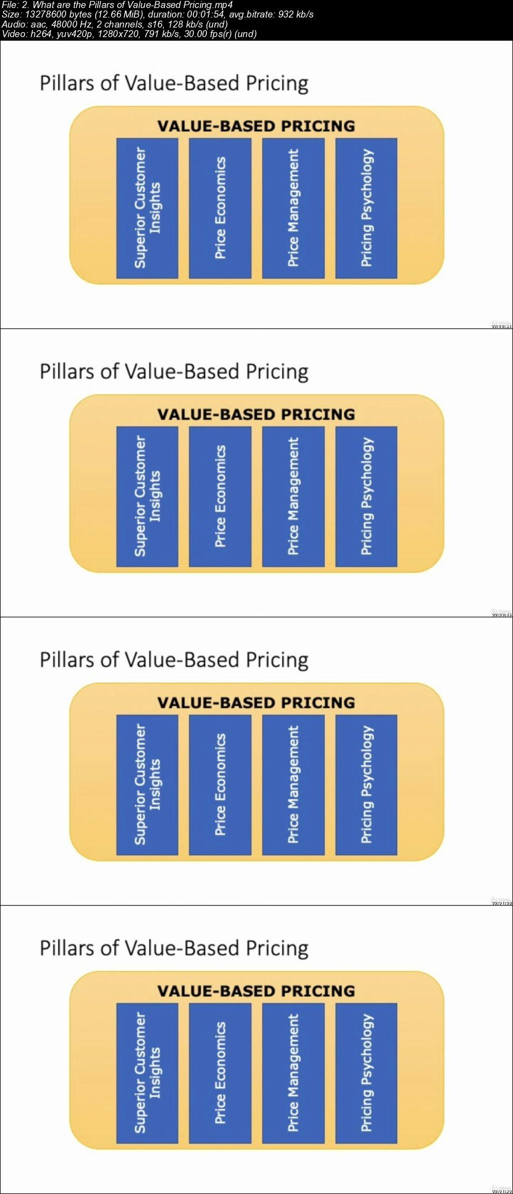 Download Mastering Value Based Pricing