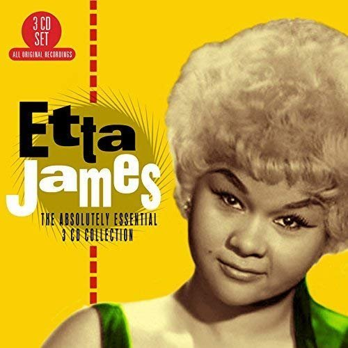 Etta James – The Absolutely Essential 3 Cd Collection (2017)