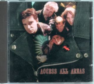 The Stranglers – Access All Areas (1998)