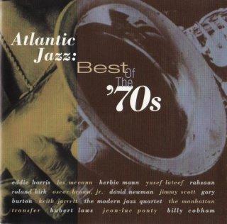 Atlantic Jazz Best Of The '70s (1994)