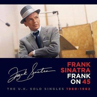 Frank Sinatra – Frank on 45 The U.K. Solo Singles (1960-1962)  2020