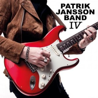 Patrik Jansson Band – IV (Album) (2020)