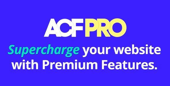Download Advanced Custom Fields Pro v5.9.4 - WordPress ...
