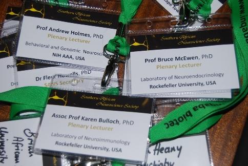SANS symposium 2014 name tags