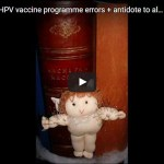 UK HPV Vaccine Programme Errors. AluminumToxin