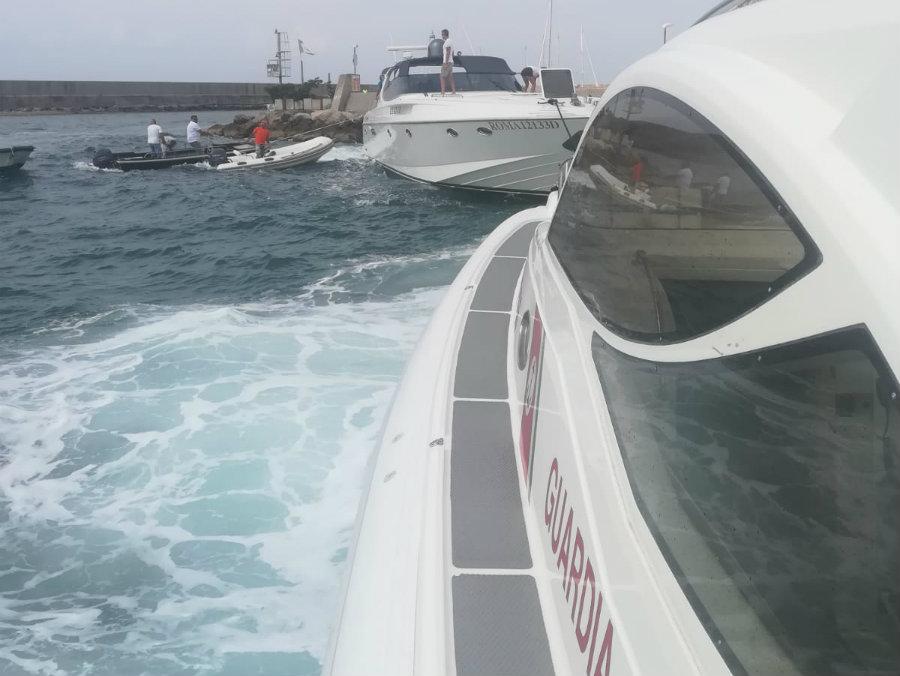 Guardia costiera San Felice Circeo