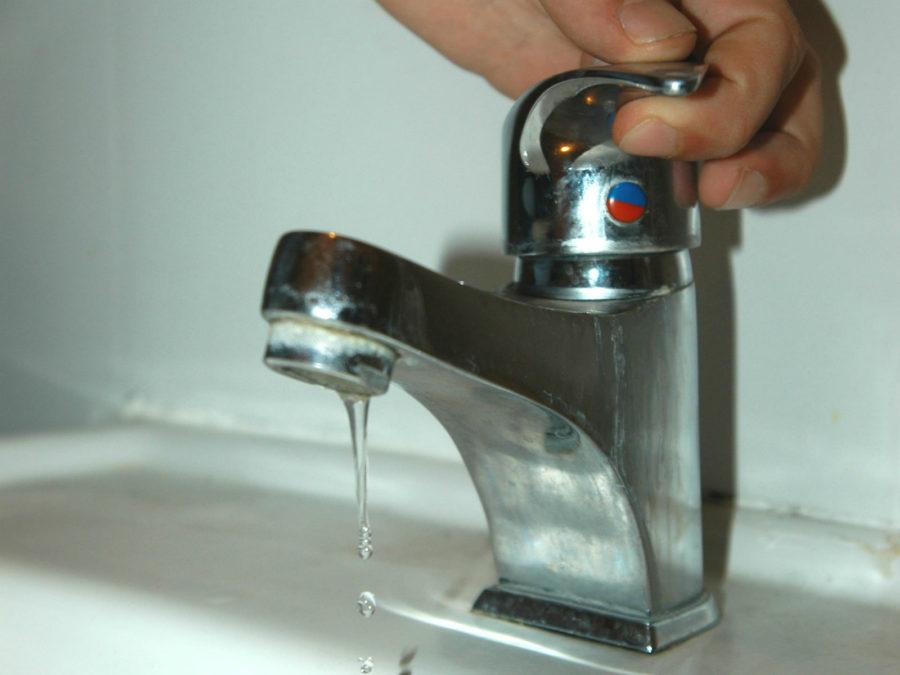 interruzione idrica Gaeta