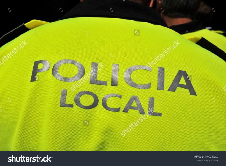 Agentes de Policía Local localizan a un menor desaparecido de su domicilio