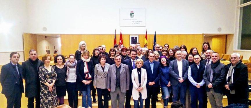 Los portavoces municipales ante el aniversario de la Constitución