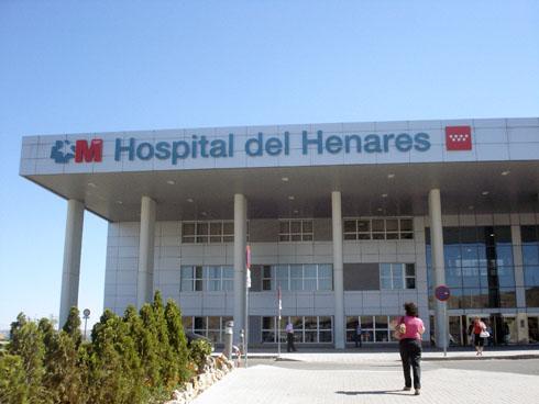 Malestar por el repentino cierre de la estación de 'Hospital del Henares'