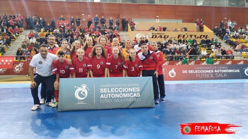 Nuevo fin de semana de éxitos para las deportistas sanfernandinas