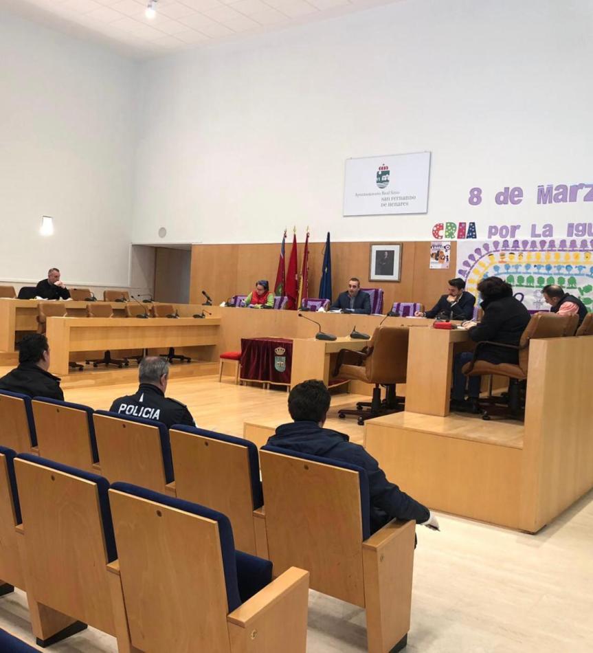 La Comisión de Seguimiento analiza la sexta semana del Estado de Alarma