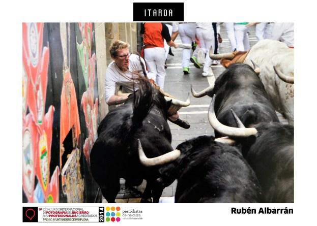 EX 05 Estafeta Primera - Rubén Albarrán