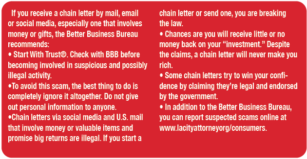 Beware of Secret Santa Chain Letters and Other Holiday Pyramid Scams