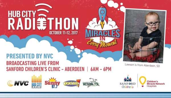 Join us for the NVC Power of Hope Radiothon! – Sanford ...