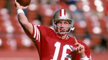 Joe Montana Voted Greatest NFL Player In History – CBS San Francisco