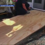 Sunnyvale 1st Responders Lift Up Fallen Man By Building New