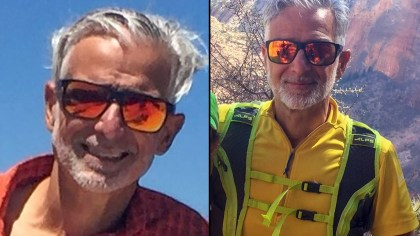 Fred Zalokar was last seen hiking in Yosemite National Park on July 17, 2021. (National Park Service)