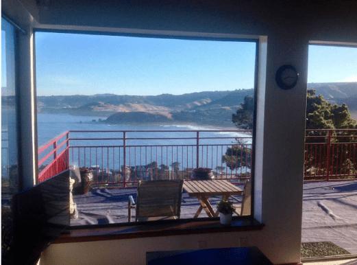 Penthouse Breakfast View.