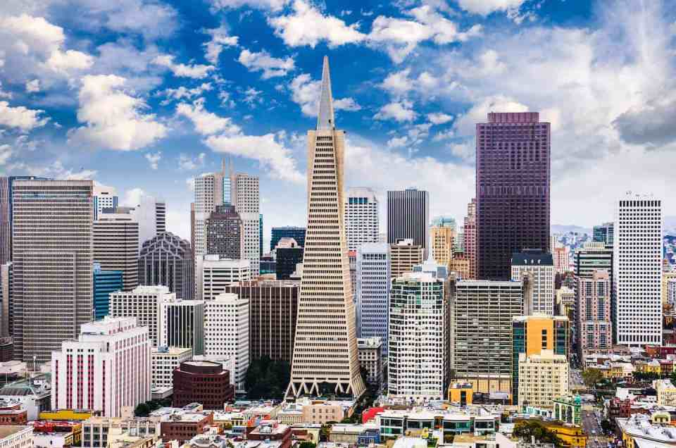 Best Spots for San Francisco Sightseeing
