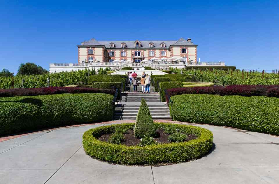 Most Beautiful Wineries in Napa Valley Wine Country