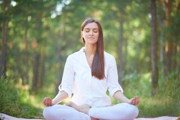 Meditation für Ausgeglichenheit