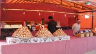 A shop inside the market.