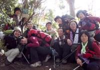 2010年3月14日 3月定例山行B  風頭山(597m)(愛知県額田町)