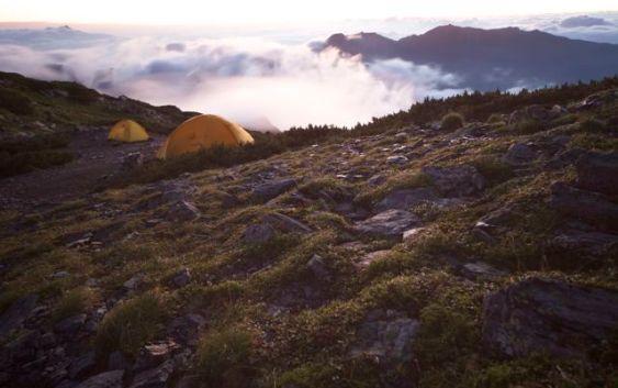 北岳 ビデオ