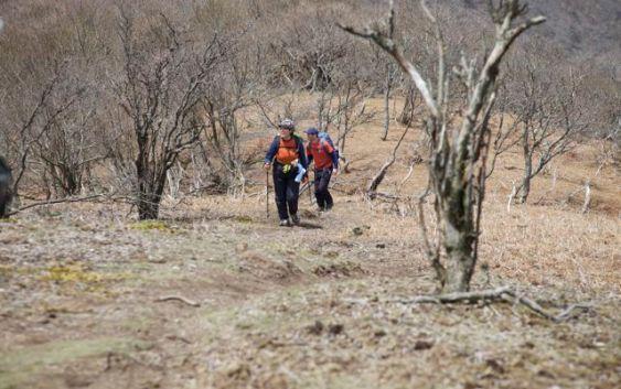 2010年4月24日 茶野(938m)鈴ヶ岳(1130m)鈴北岳(1182m)