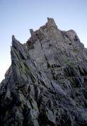 39.岩稜のアップダウンが続く。