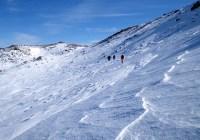 2009.12.25~26 雪上訓練 御嶽山(3067m)(木曽)