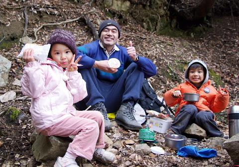 2010年4月3日 宮指路岳(946m)