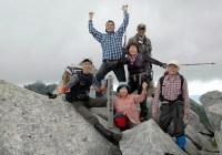 2009年7月11日 定例山行B  三ノ沢岳(中央アルプス)
