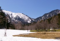 細池から県境稜線