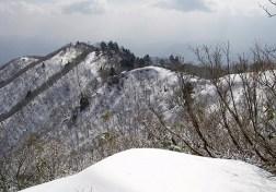 滝波山(1412m)(岐阜県板取村)