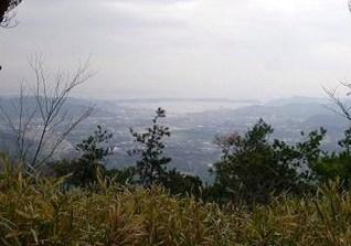 雨生山(うぶさん313m)金山(423m)