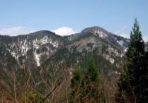 七々頭ヶ岳 新谷山