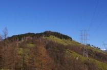 九合目から御嶽山