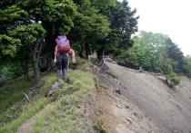 池口岳(北峰・南峰)(南アルプス)
