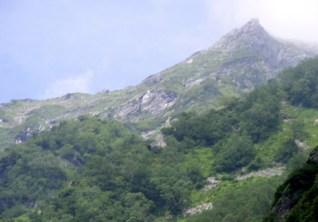 白馬岳(北アルプス)