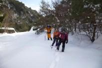 025-堰堤を越えると雪原
