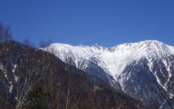 2011年 2月 26日 自主山行 池山(1773m)