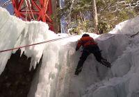 2011年3月5日~6日 濁河温泉『はもずしエリア』‐アイスクライミング