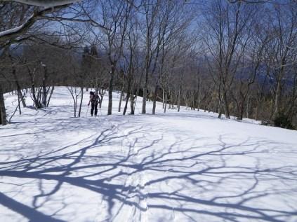 07.雪原をいく。