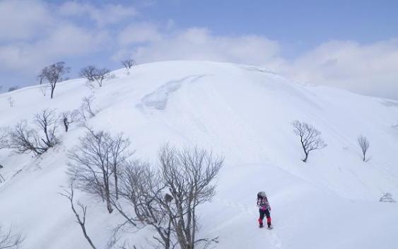 2011年3月19日自主山行 木無山