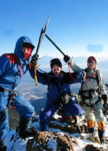 八ヶ岳 赤岳主稜と石尊稜 (9)