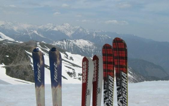 2011年5月15日(日)乗鞍山スキー
